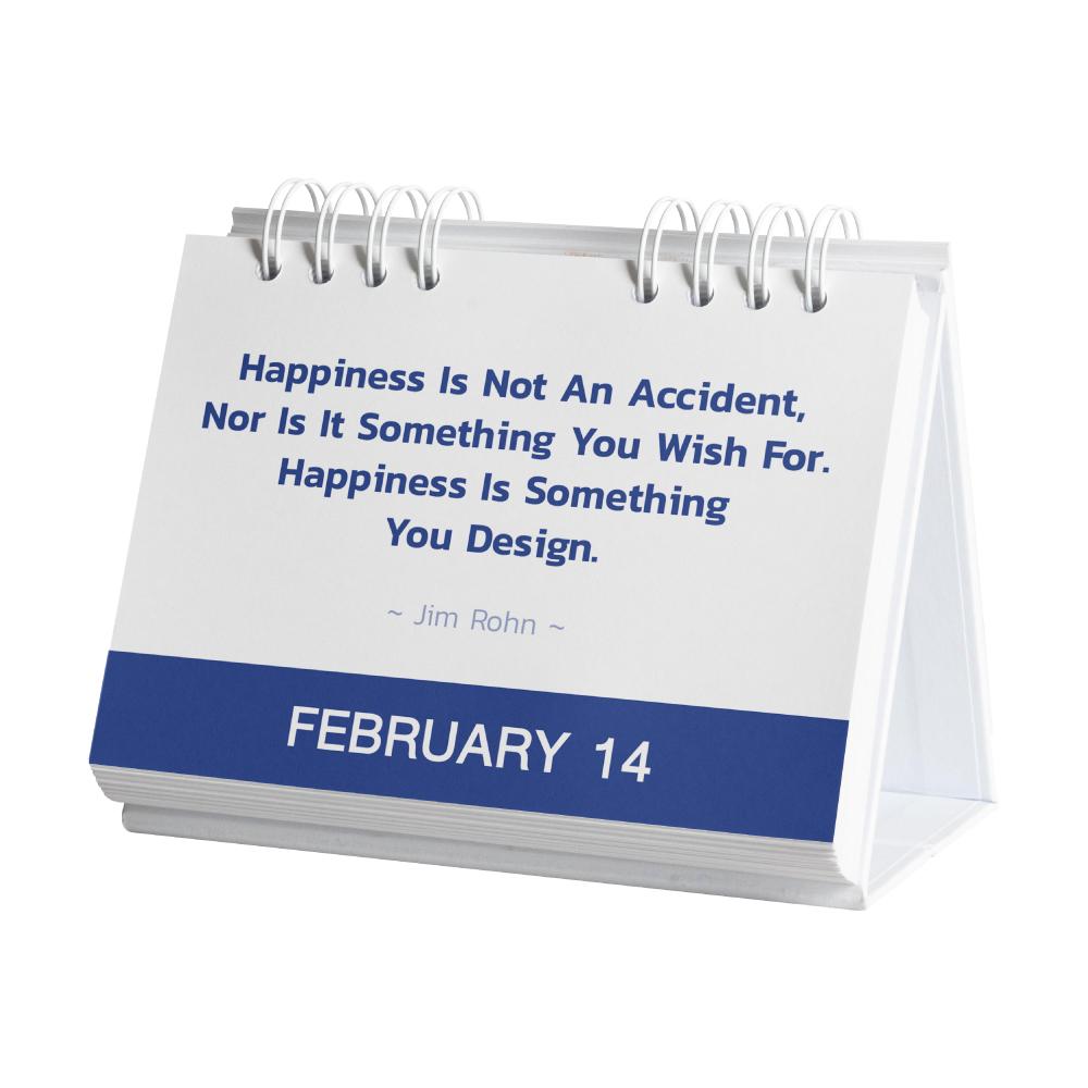 [3 เล่ม] My Quotes Collection Calendar By Suvabha Charoenying