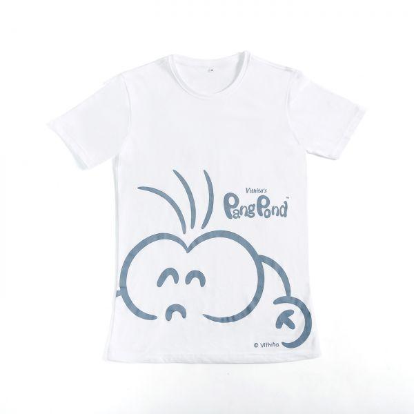 PangPond T-shirt: White [L]