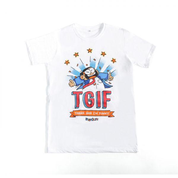 BorKor T-shirt [L]
