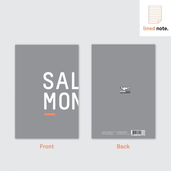 SALMON note. 2 [lined]