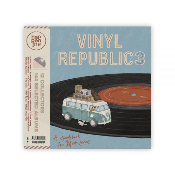 happening 'Vinyl Republic 3'