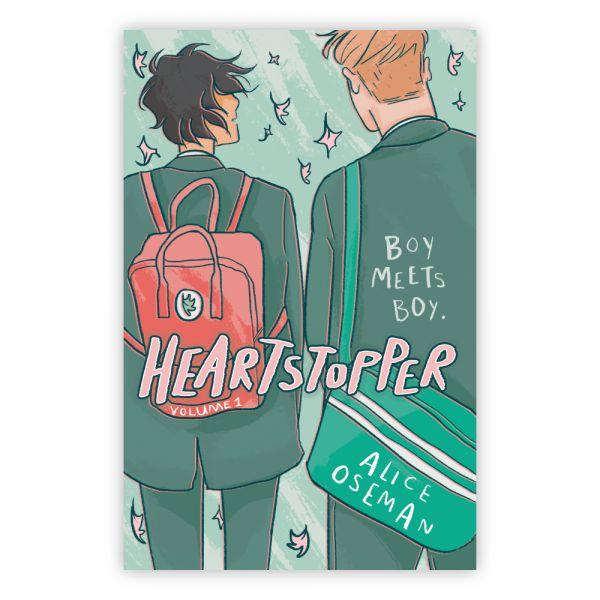 HEARTSTOPPER หยุดหัวใจไว้ที่นาย เล่ม 1 [Pre-Order]